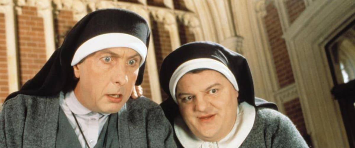 Watch Nuns on the Run