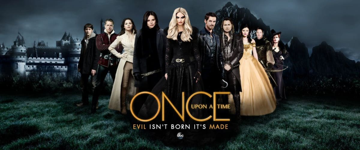 Watch Once Upon A Time - Season 1