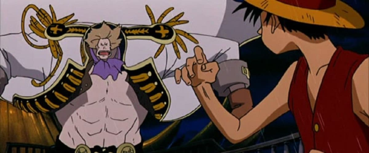 Watch One Piece The Movie 04: The Dead End Adventure
