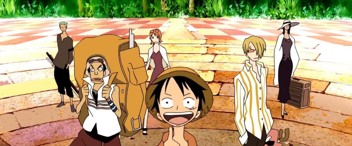 Watch One Piece The Movie 06: Baron Omatsuri and the Island of Secrets