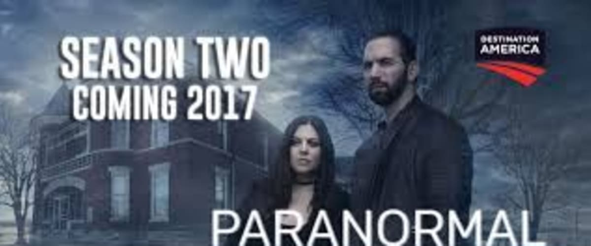 Watch Paranormal Lockdown - Season 3