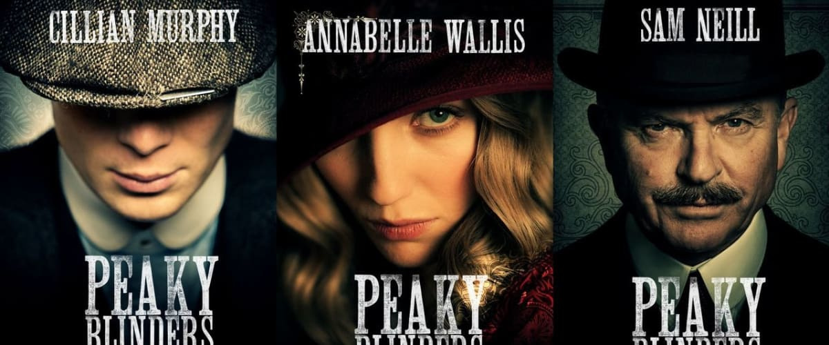 Watch Peaky Blinders - Season 1