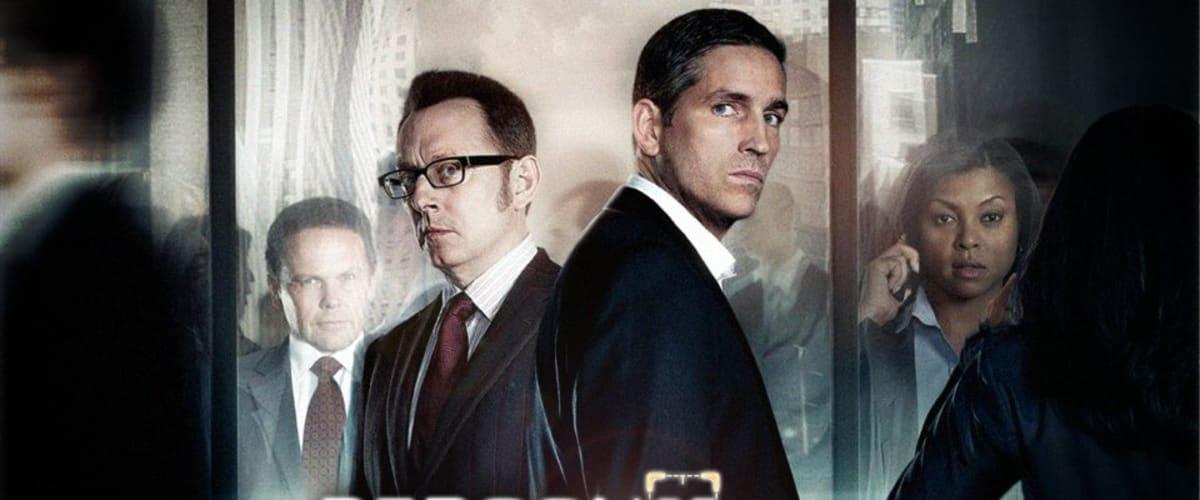 Watch Person Of Interest - Season 2