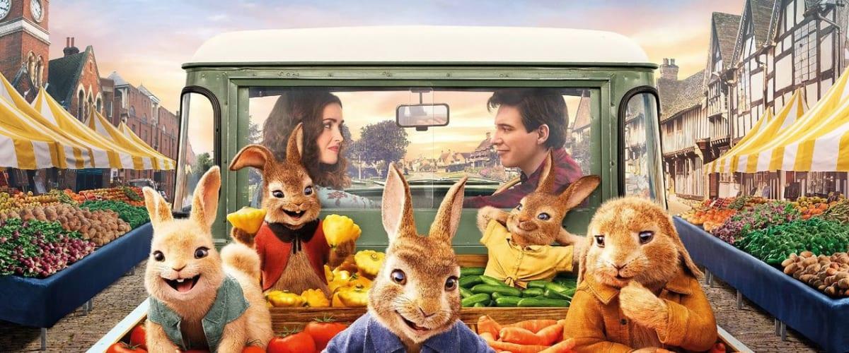 Watch Peter Rabbit 2