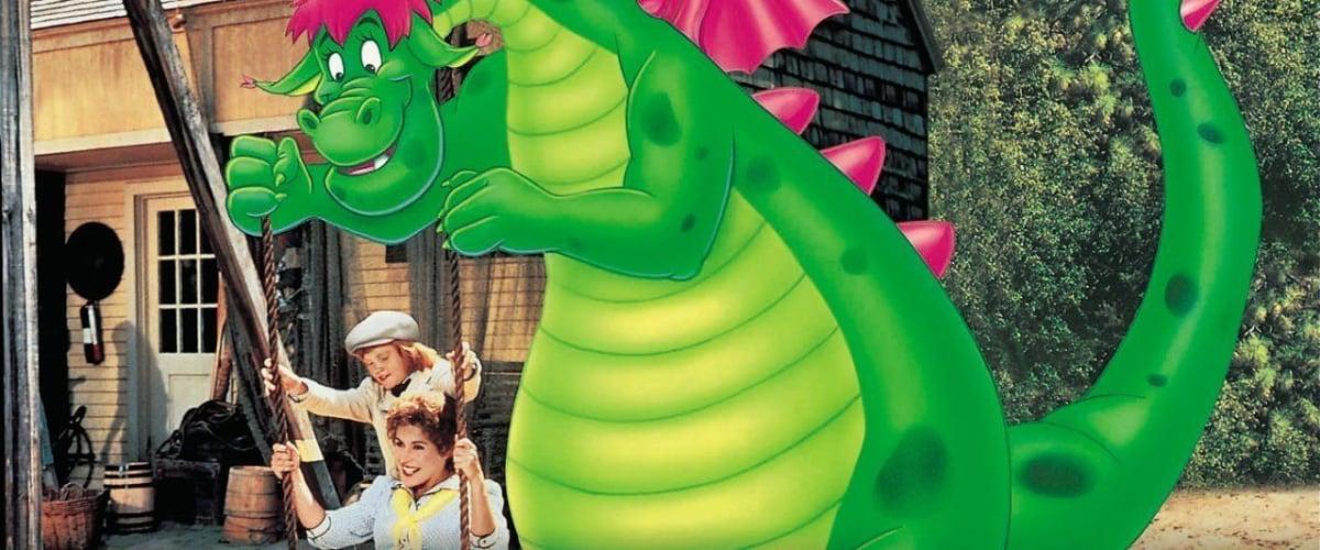 Watch Pete's Dragon