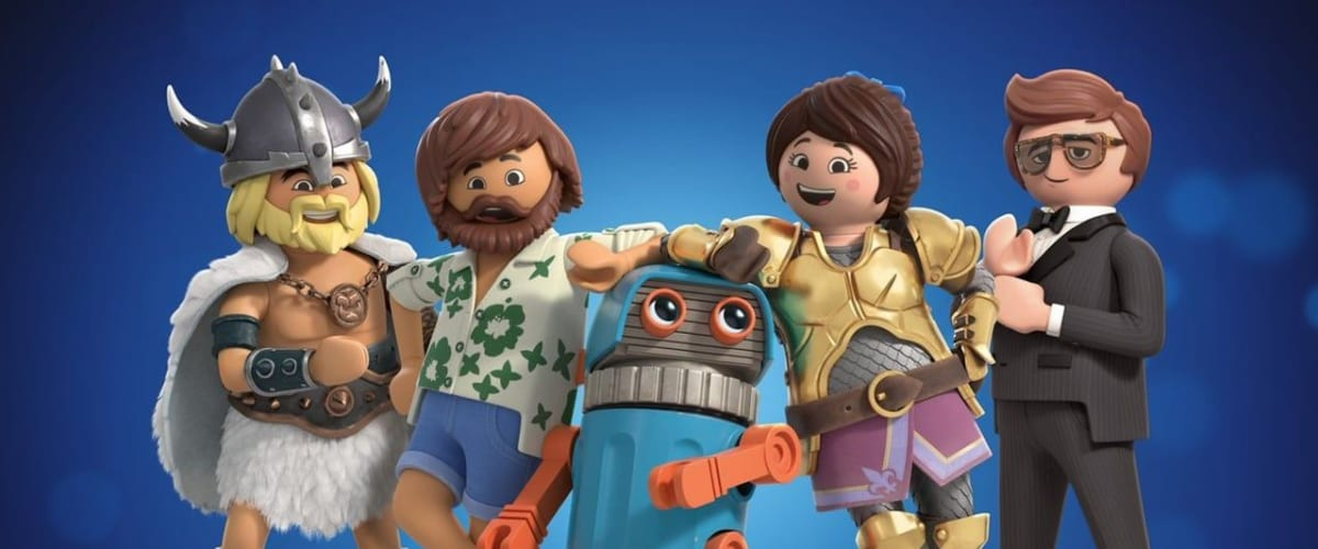 Watch Playmobil: The Movie