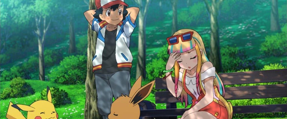 Watch Pokémon the Movie: The Power of Us (English Audio)
