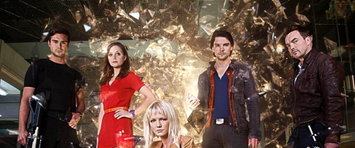 Watch Primeval - Season 3