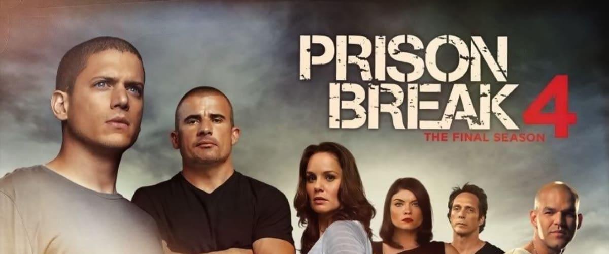 Watch Prison Break - Season 4