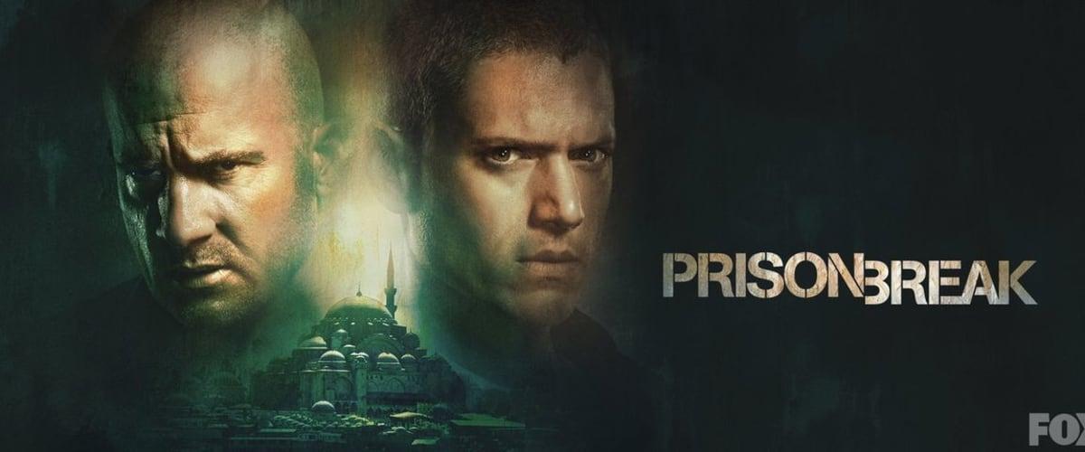 Watch Prison Break - Season 5