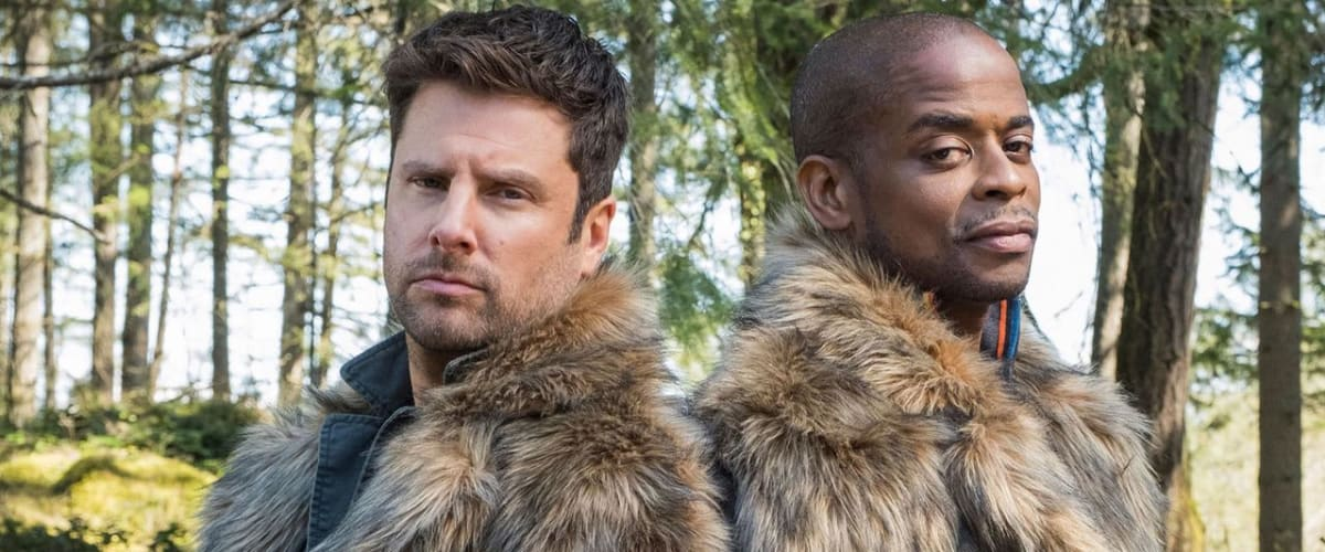 Watch Psych 2: Lassie Come Home