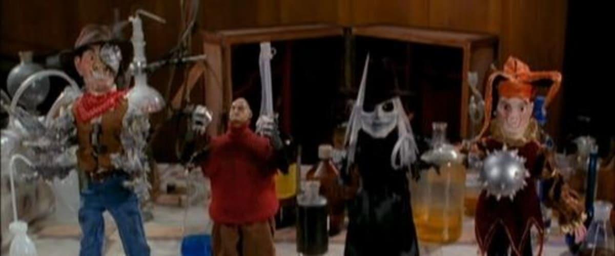 Watch Puppet Master vs Demonic Toys