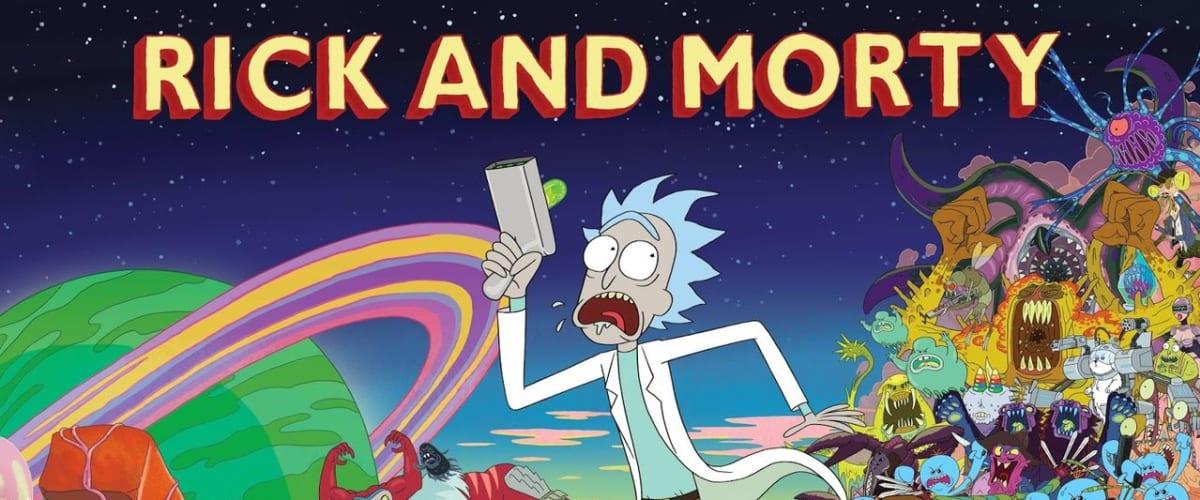 Watch Rick and Morty - Season 2