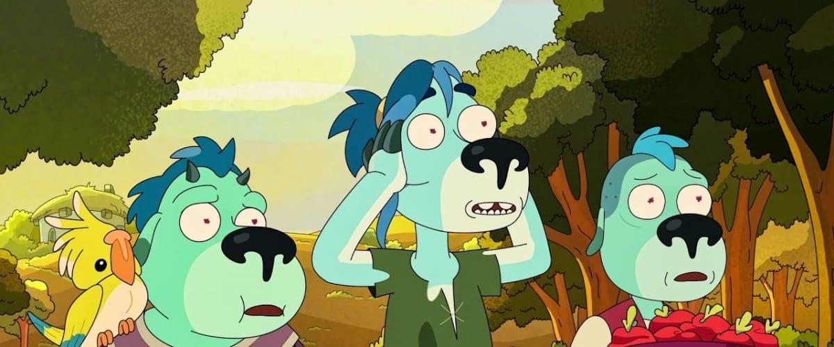 Watch Rick and Morty - Season 5