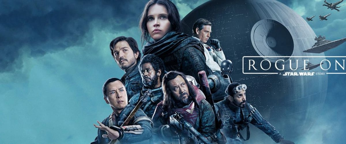 Watch Rogue One: A Star Wars Story