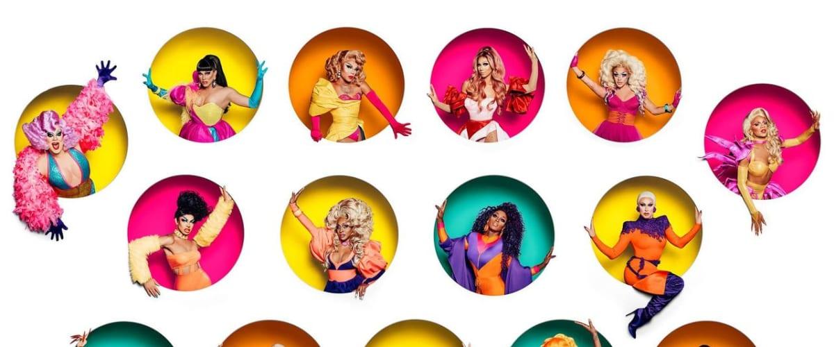 Watch RuPaul's Drag Race - Season 11