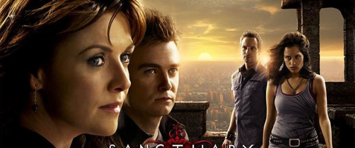 Watch Sanctuary - Season 3