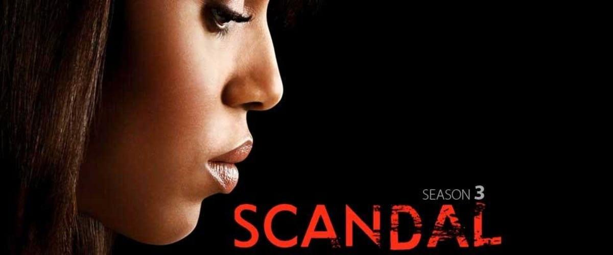 Watch Scandal - Season 3