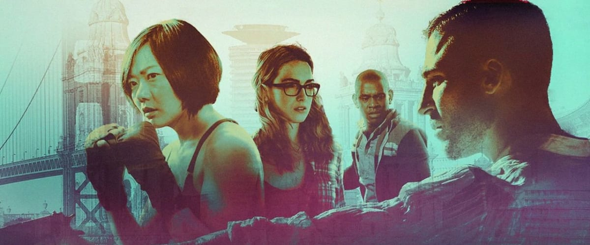 Watch Sense8 - Season 1