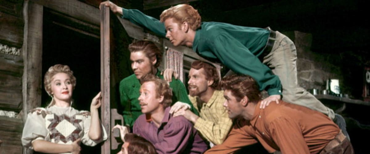 Watch Seven Brides For Seven Brothers