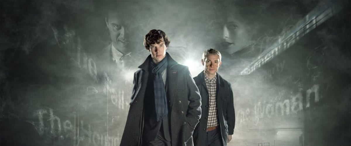 Watch Sherlock - Season 1