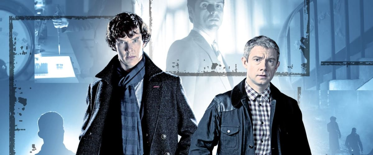 Watch Sherlock - Season 2