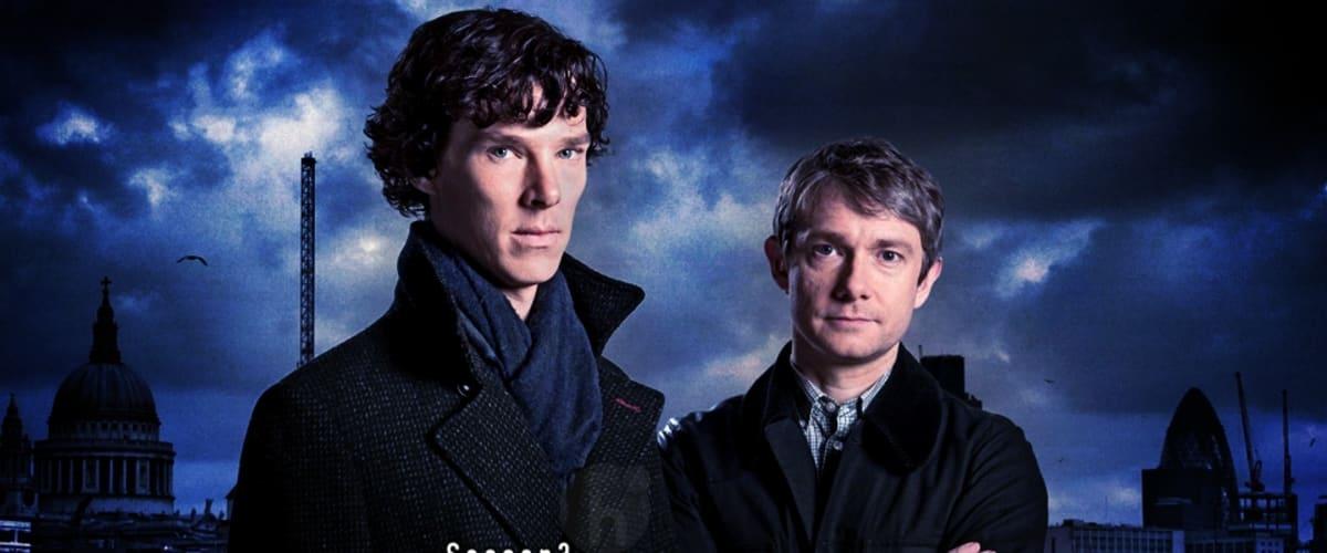 Watch Sherlock - Season 3
