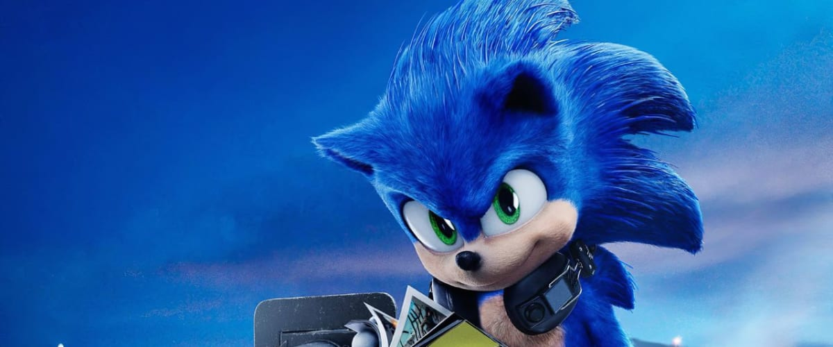 Watch Sonic the Hedgehog