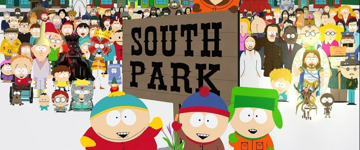 Watch South Park - Season 6
