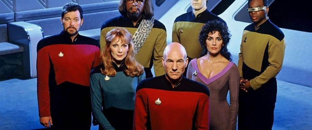 Full Free Watch Star Trek: The Next Generation - Season 1