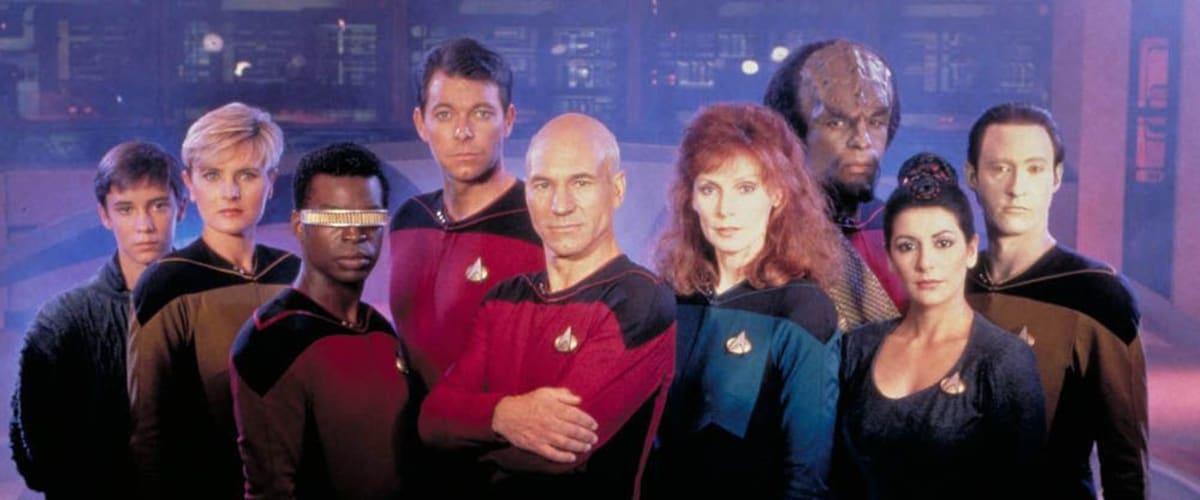 Watch Star Trek: The Next Generation - Season 4