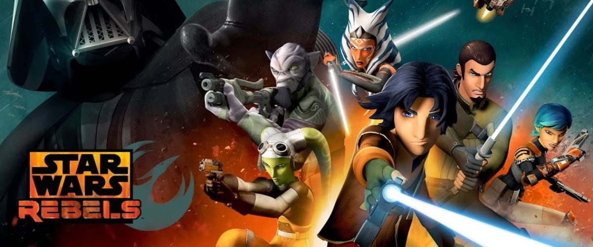 Watch Star Wars Rebels - Season 1
