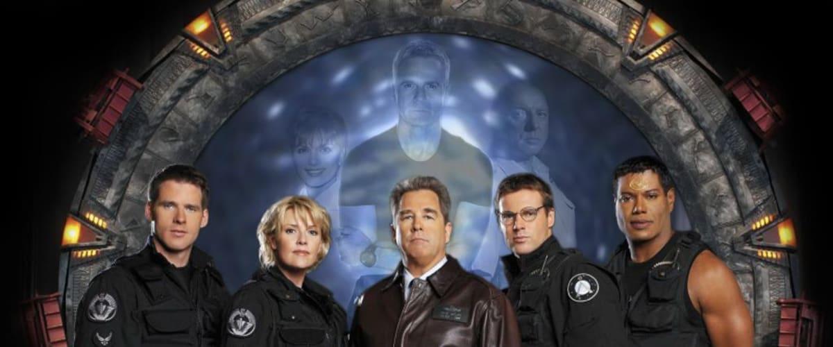 Watch Stargate SG1 - Season 8