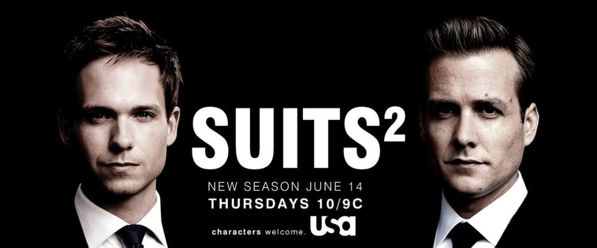 Watch Suits - Season 2