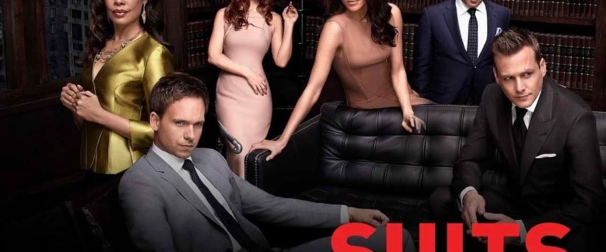 Watch Suits - Season 4
