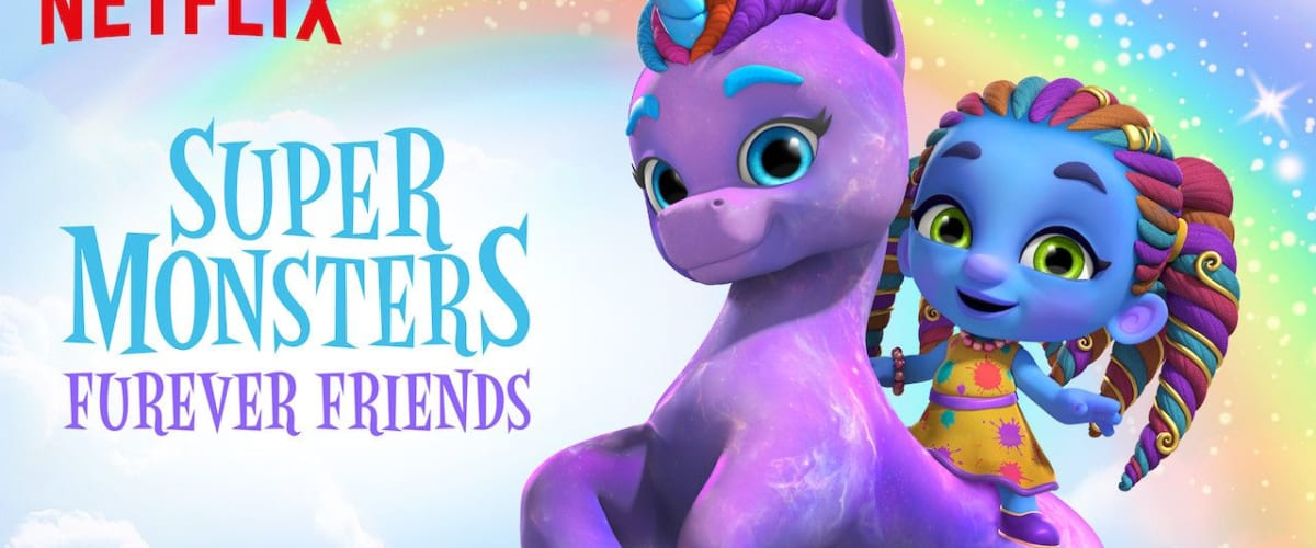 Watch Super Monsters Furever Friends
