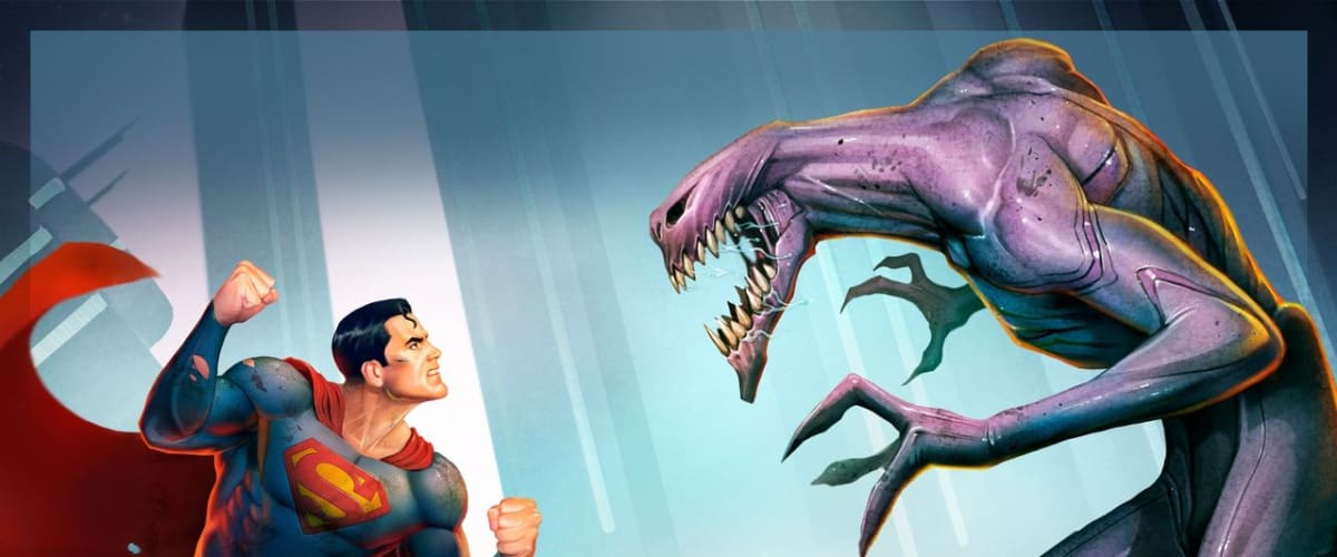 Watch Superman: Man of Tomorrow
