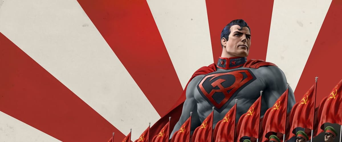 Watch Superman: Red Son