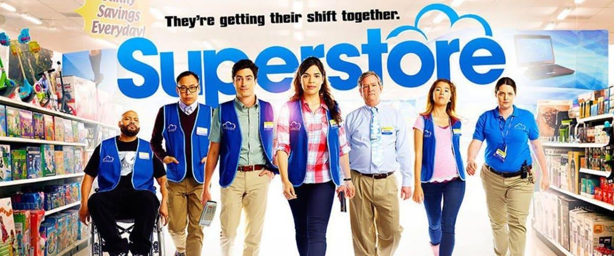 Watch Superstore - Season 1