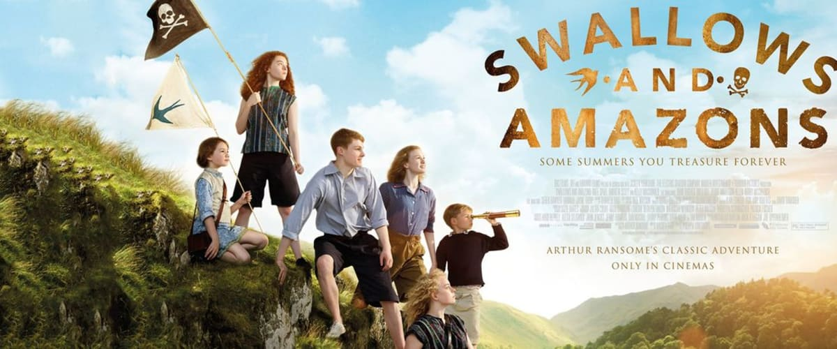 Watch Swallows and Amazons (2016)
