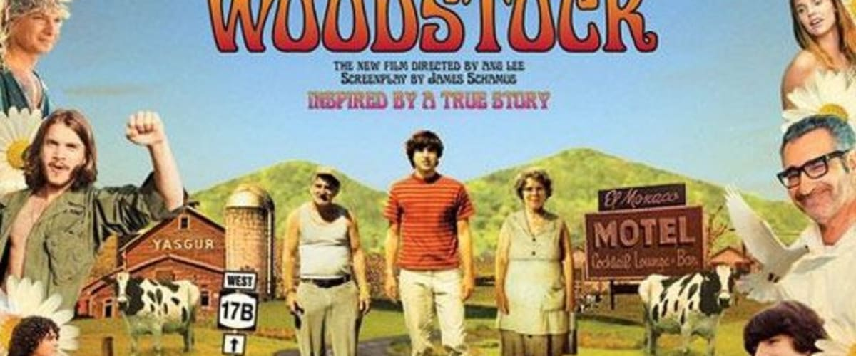 Watch Taking Woodstock