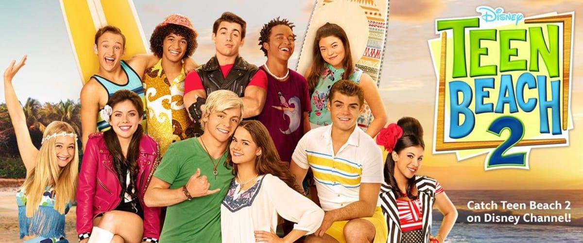 Watch Teen Beach Movie 2