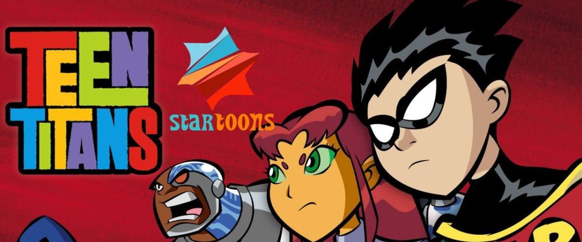 Watch Teen Titans - Season 1
