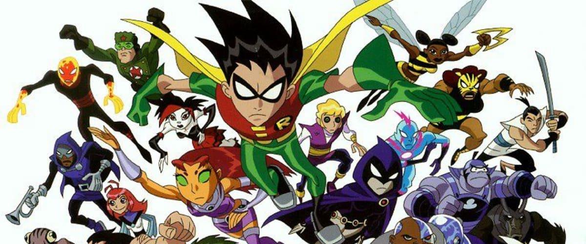 Watch Teen Titans - Season 5