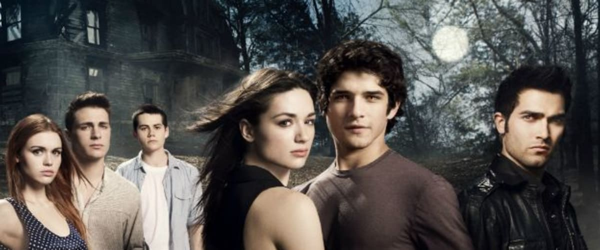 Watch Teen Wolf - Season 1