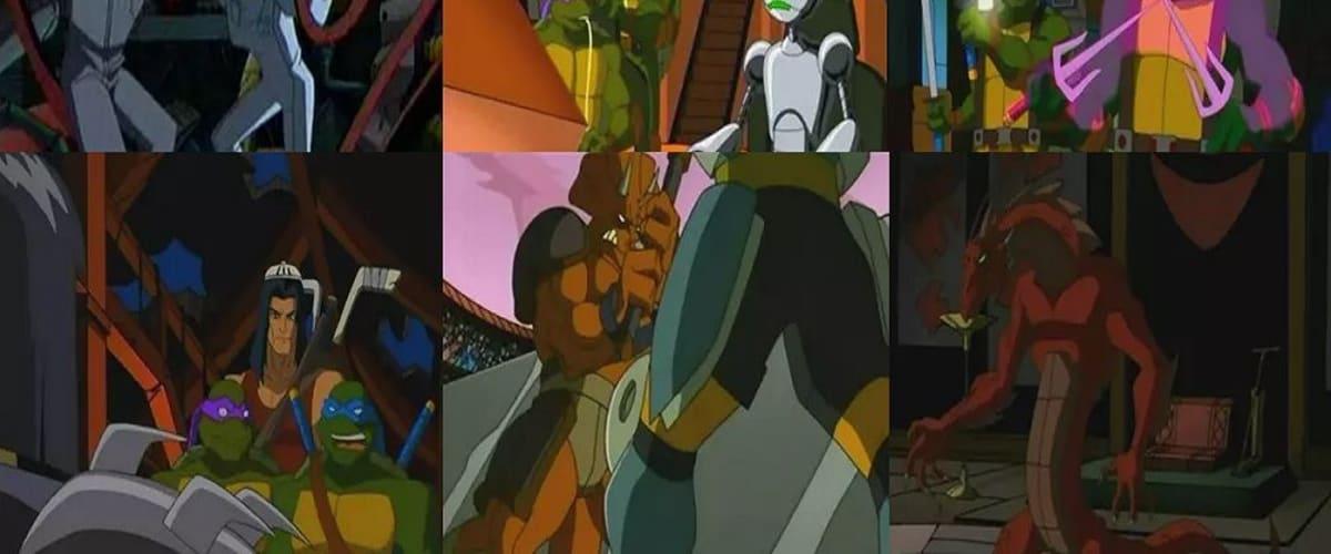 Watch Teenage Mutant Ninja Turtles - Season 02