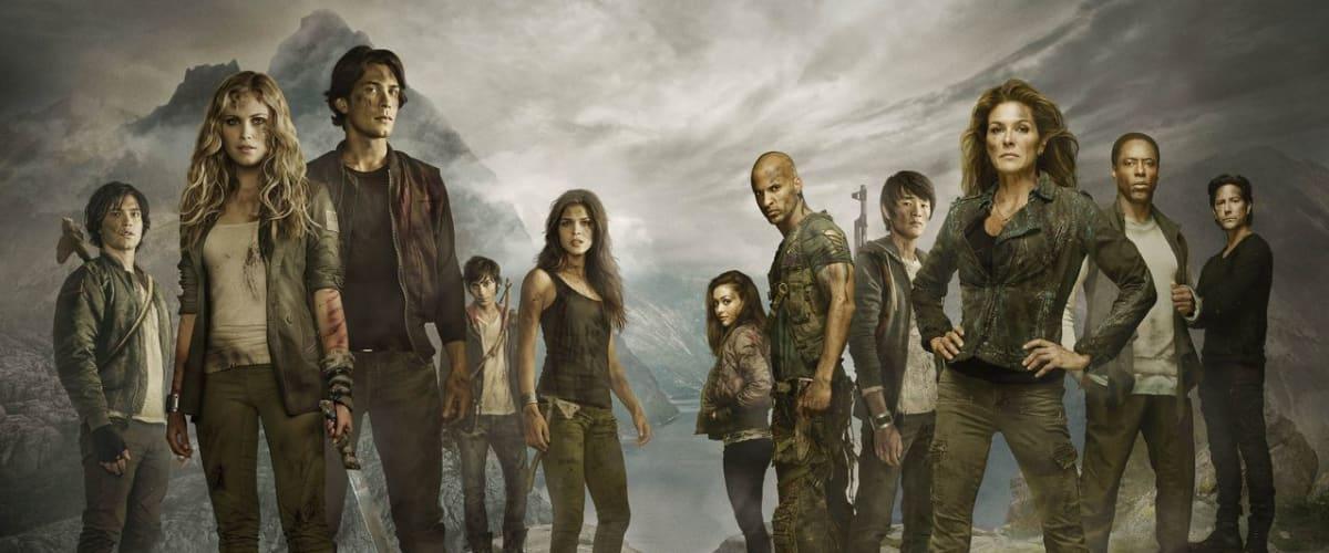 Watch The 100 - Season 6