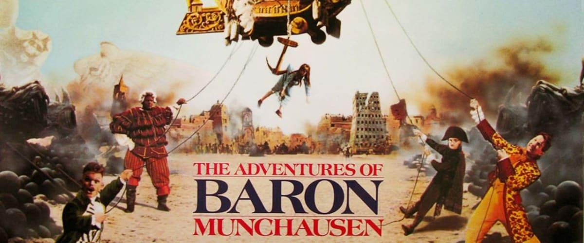 Watch The Adventures of Baron Munchausen