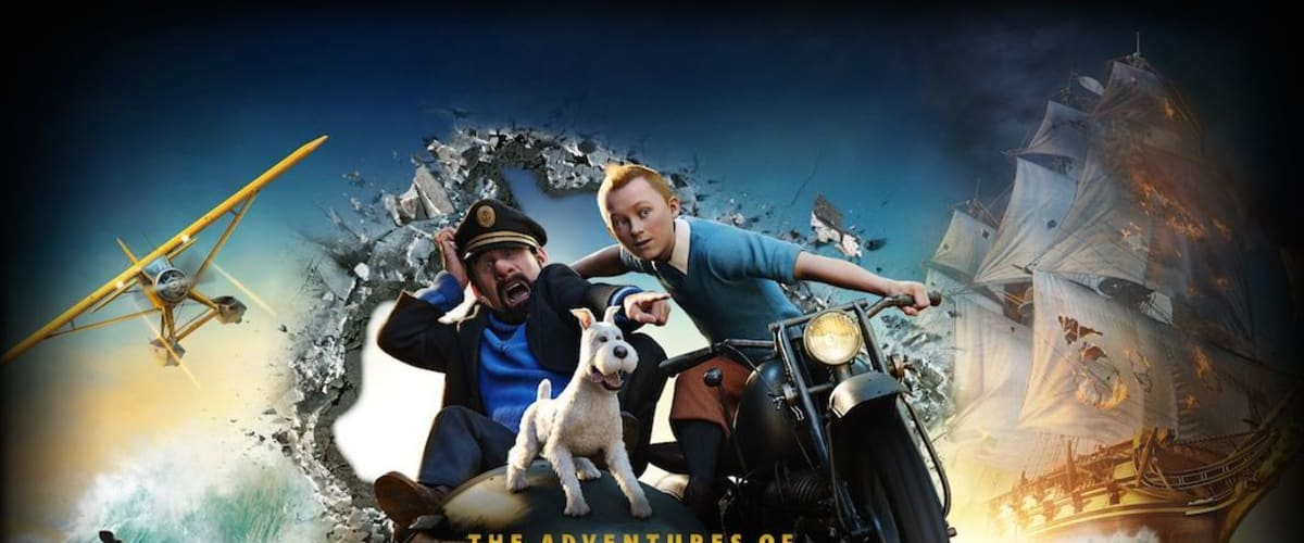 Watch The Adventures of Tintin