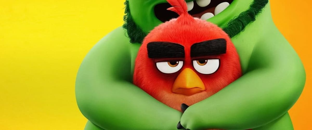 Watch The Angry Birds Movie 2